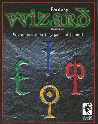 Fantasy Wizard Card Game By K. Fisher Enterprises, Ltd. (COR)